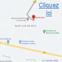 Map St Cy en Retz